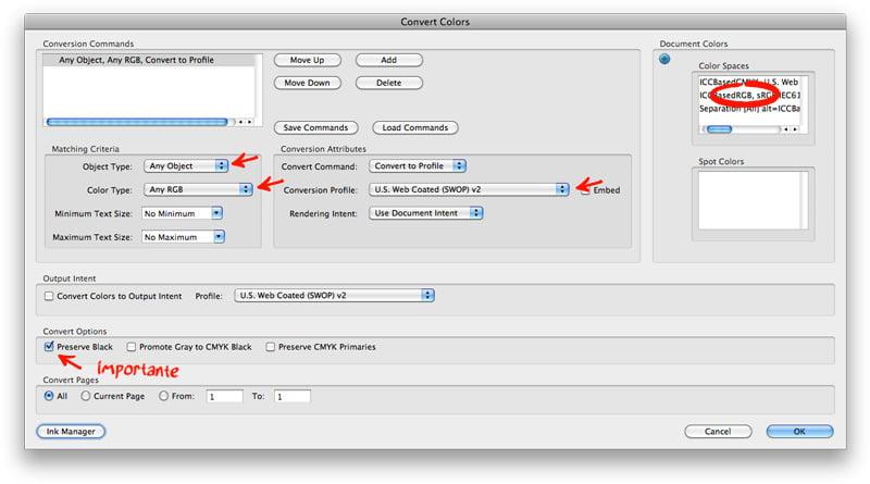 convert pdf to cmyk acrobat